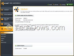 updating Avast offline