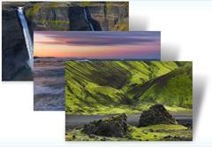 Iceland Theme