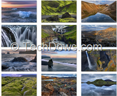 Iceland Themepack wallpapers