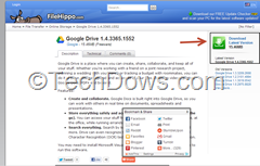 download Google Drive latest version offline installer from filehippo