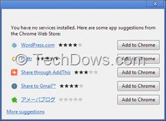 webintent app suggestions