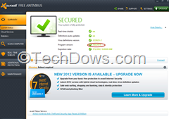Avast with Full support for Windows 8 and stable