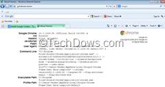Chrome Frame IE8