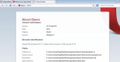 Opera 12.10 Beta