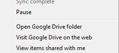 Visit Google Drive on web auto logs user to Drive a concern