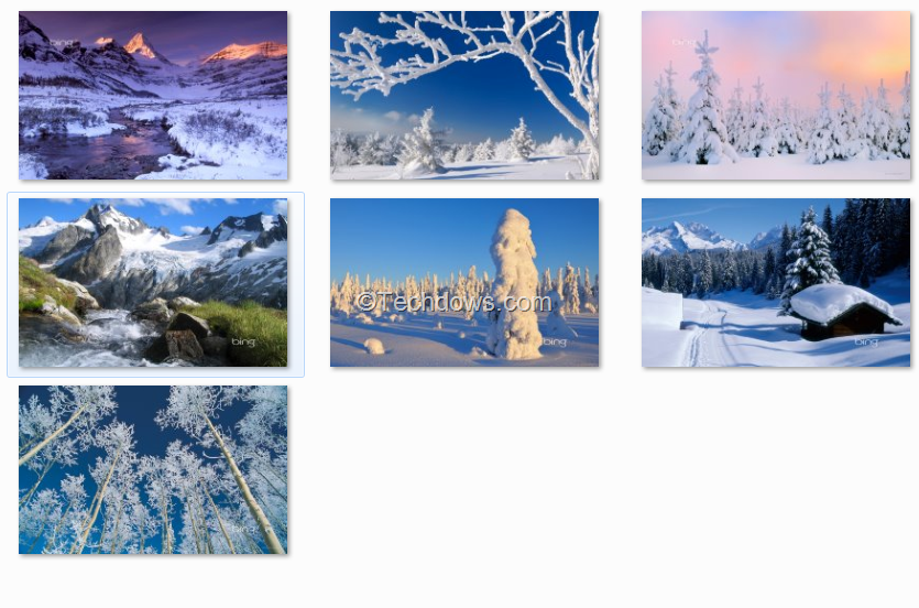 Winter Wallpaper Pack wallpapers in Bing Winter Pack thumb Download Bing Winter Wallpaper