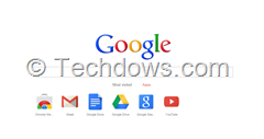 Google testing customized variation of new tab page for Chrome