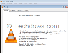 VLC Media Player version 2.0.5 released