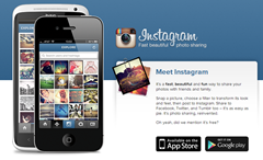 instagram photo sharing service to use their users uploaded photos wiithout their permission