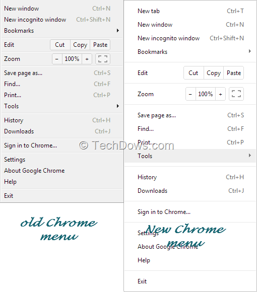 how to change google chrome white background