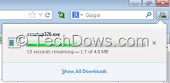 Download Panel Firefox 20 thumb Firefox 20: Download Panel, Plugin Hang UI and Per Window Private Browsing