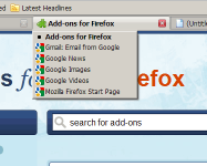 Tab History Menu Firefox