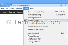 disable ActiveX filtering that may resolve flash issues thumb Fix Flash Issues in Internet Explorer 10 on Windows 8