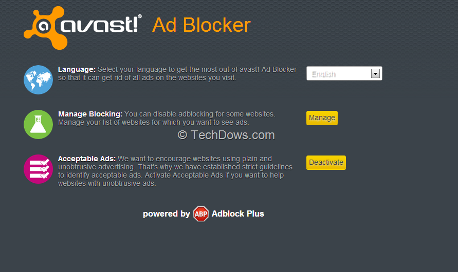 Avast Ad Blocker Download