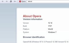 Opera 12.14 RC