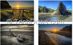 New Zealand Landscapes West Coast themepack wallapapers