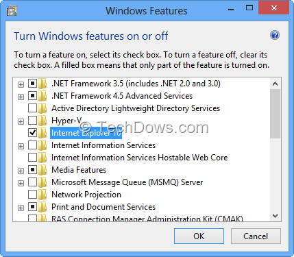 Reinstall ie 10 windows 8 check your windows update history xp