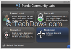 Panda Community labs