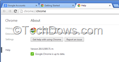 Chrome 28 final released with richer notifications