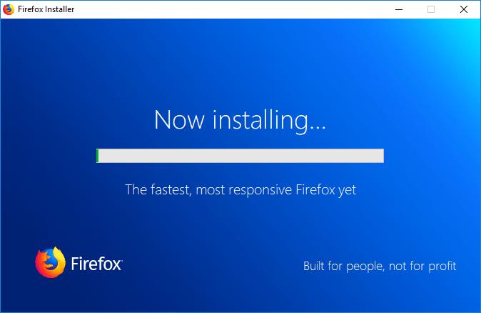 Download Firefox Offline Installer in 3 Easy Steps