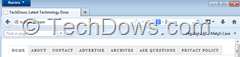 Firefox 25 find bar on top