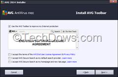 AVG 2014 Installer