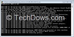 AVG Remover 2014 step 2