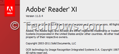 Adobe Reader XI 11.0.04