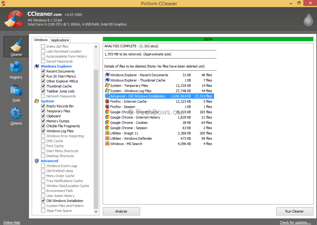 how to keep downloads folder clean