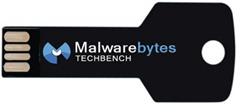 Malwarebytes Techbench device