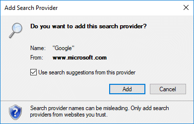 How to Add Search Engines to Internet Explorer 8 - Lifewire