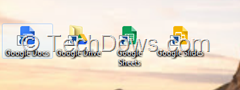Google Docs, Sheets, Slides shortcuts