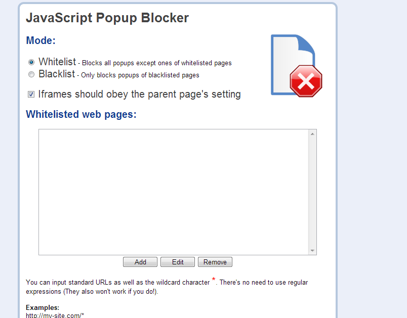 Stop Annoying JavaScript Popups in Chrome with this Extension