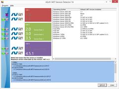 .NET 4.5.1detected