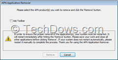 APN (Ask Partner Network) Application Remover
