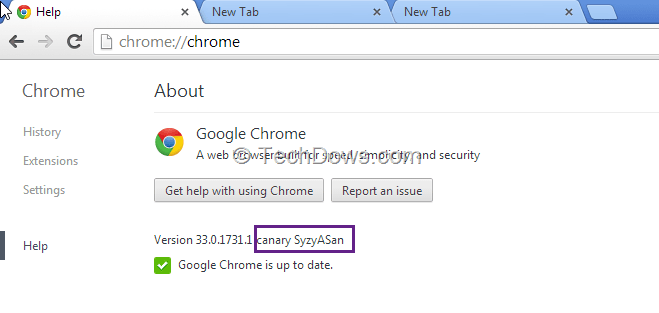 Why you Shouldn't Use Chrome Canary SyzyASan Build?