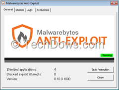Malwarebytes Anti-Exploit Beta
