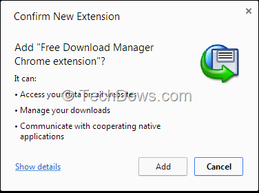 Free Download Manager 3 9 4 offers Chrome Extension on Web Store