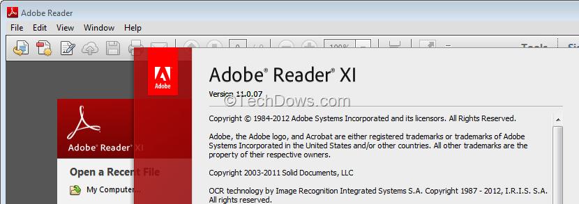 Adobe reader updates windows 7 - 00e