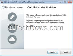 Portableapps.com  IObit Uninstaller Portable