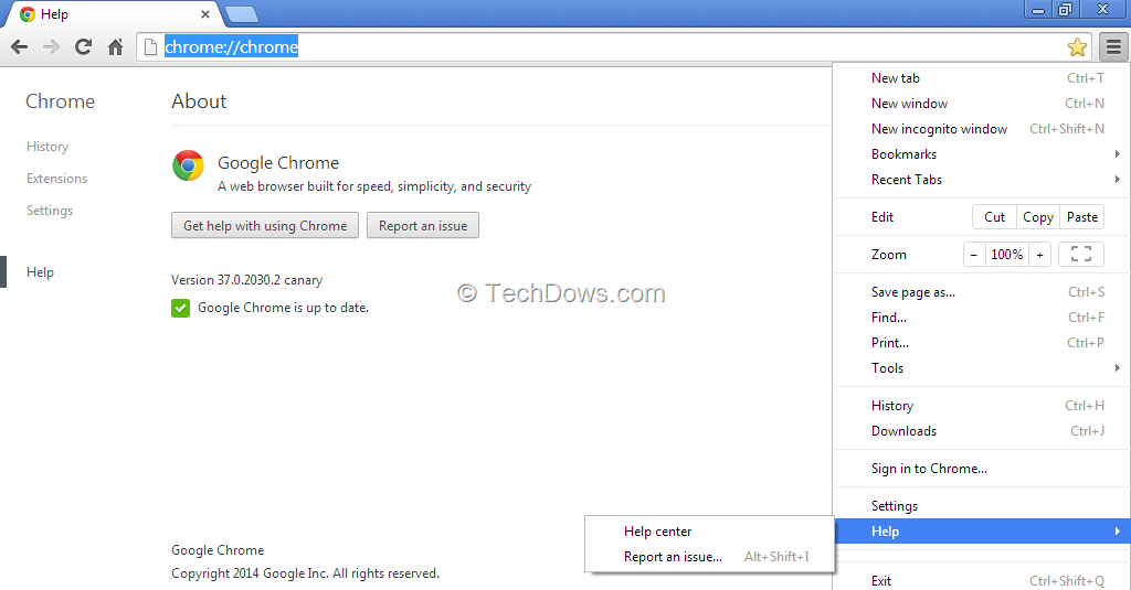 how to change name on top bar of google chrome