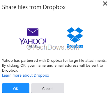 How to Unlink Dropbox and Yahoo Mail Accounts?