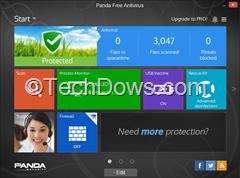 new Panda Free Antivirus