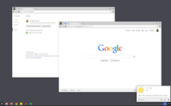 Chrome OS Mode in Windows 7