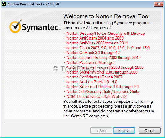 how to delete backup from norton 360
