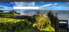 Bing HD image, caption, download link