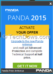 upgrade to the new panda antivirus popup-min