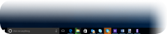 taskbar download progress animation and alert