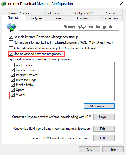 Add internet download manager to google chrome | IDM Integration for