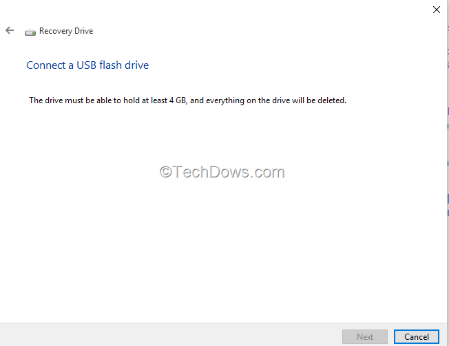how to fix usb flash drive not working